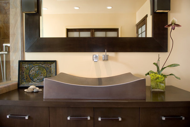 Asian Bathroom by Ed Ritger Photography