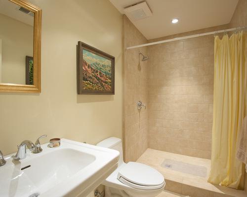 Tile Shower Stall