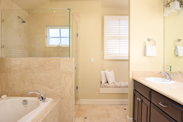 Contemporary Bathroom by Ed Ritger Photography