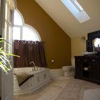 Whitikir Traditional Bathroom Calgary By Kirby Maronda