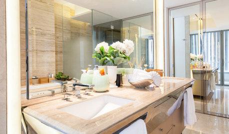 No-Reno Ideas for a Bathroom Makeover