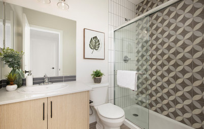 New This Week: 6 Small-Bathroom Design Ideas