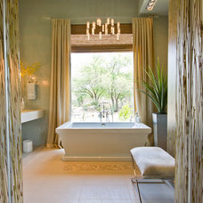 Contemporary Bathroom by Light In Art