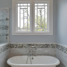 Craftsman Bathroom by Southland Homes of Texas