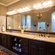 Traditional Bathroom by Kitchen Design Concepts