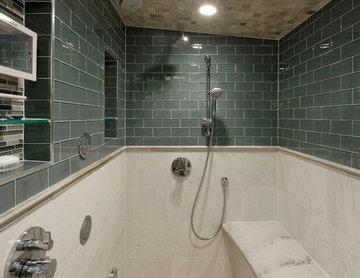 Arlington Master Bathroom