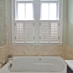 traditional bathroom by Phoenix Renovations