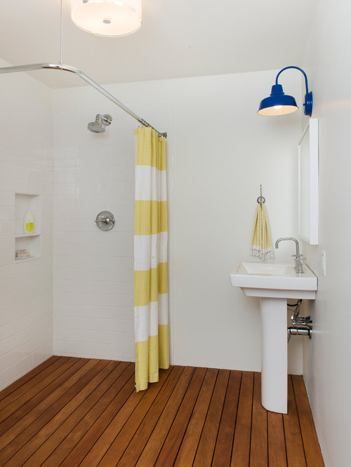 SaveEmail. Walk In Shower Curtain Rod Ideas  Pictures  Remodel and Decor