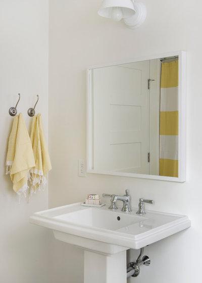 Entretien une salle de bains impeccable en 7 jours for Entretien salle de bain