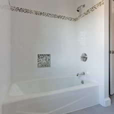 Contemporary Bathroom by Superior Home Services Inc