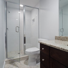Traditional Bathroom by Superior Home Services Inc