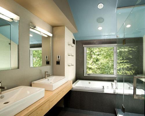 Bathroom Ceiling Photos. Houzz   Bathroom Ceiling Design Ideas   Remodel Pictures