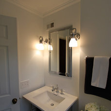Traditional Bathroom by Charles C. Almonte, AIA ASID