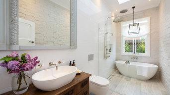 Armadale French Provincial Bathroom Renovation