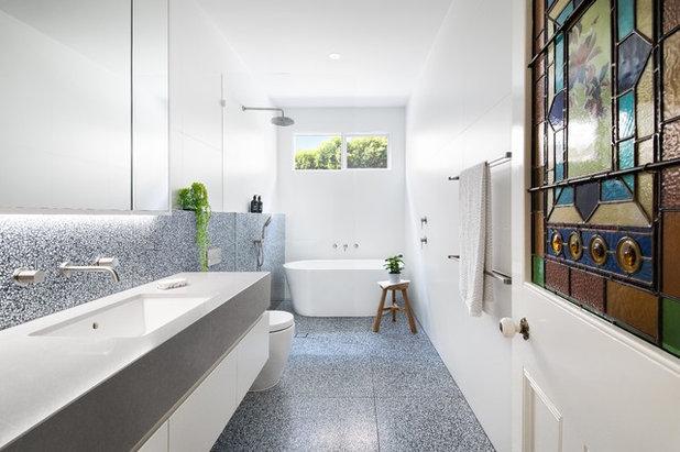 コンテンポラリー 浴室 by GIA Bathrooms & Kitchens
