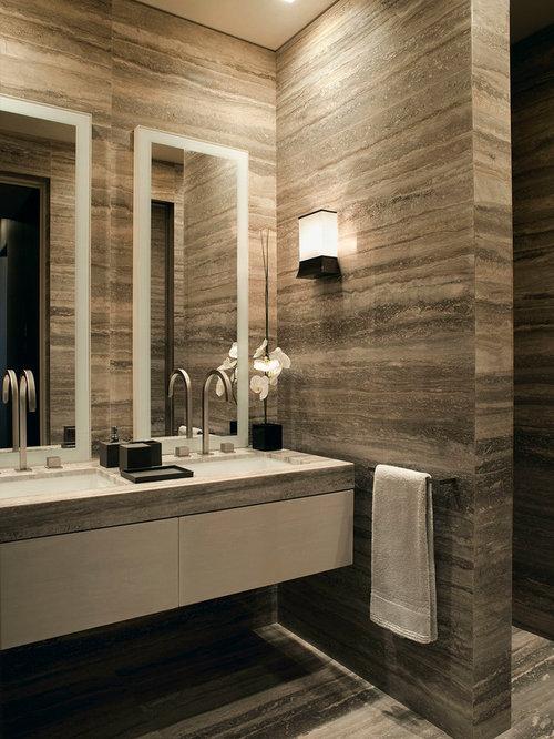 Stanza da bagno foto idee arredamento for Armani arredo casa