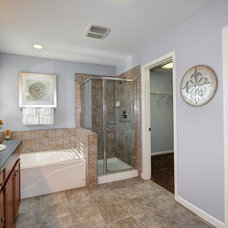 Traditional Bathroom by Ultimate Designs