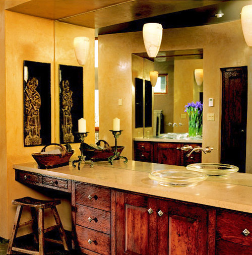Southwestern Orange County Bathroom Design Ideas Remodels Photos