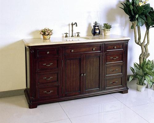 Antique Bathroom Vanity - Antique Bathroom Vanity Houzz