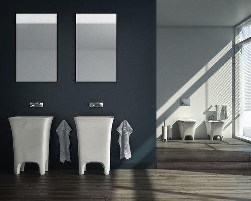 Best Italian Bathroom Design Design Ideas & Remodel Pictures | Houzz