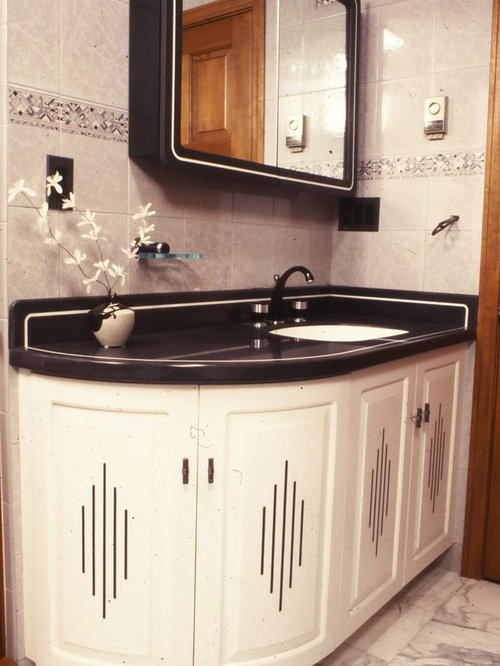 art deco kitchen cabinets deco cabinet houzz 10762