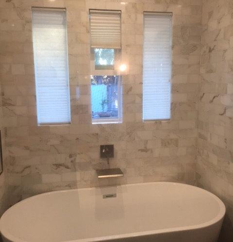 Art-Deco Bathroom Remodel