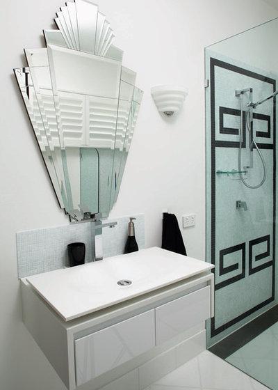Contemporáneo Cuarto de baño by French Interior Design Studio