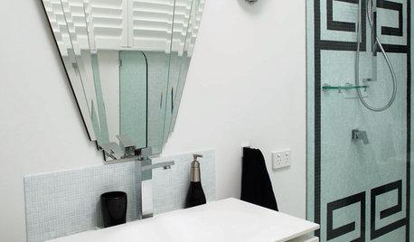 Bathroom Inspiration: Soak Your Bathroom in Art Deco Splendour