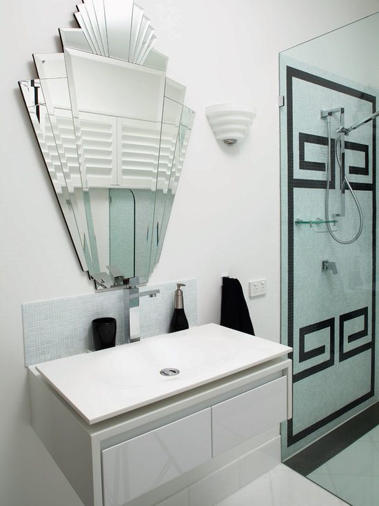 Modern Art Deco Interior Houzz