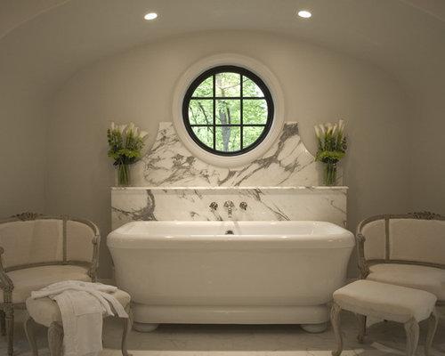 art deco bathrooms fotos - wohnideen & einrichtungsideen | houzz, Hause ideen