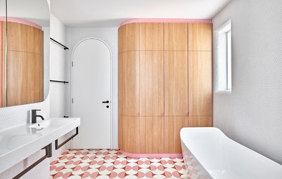 Room of the Week: A Bathroom That's a Work of Art