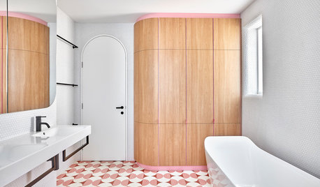 Bathroom Tour: A Melbourne Bathroom That's a Work of Art