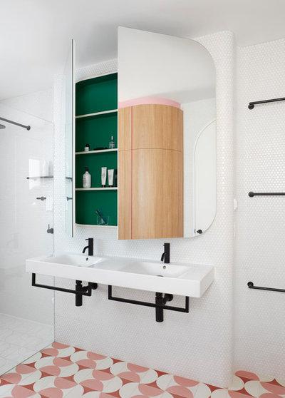 Scandinavian Bathroom by Winwood Mckenzie Architecture