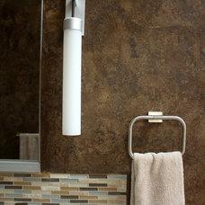 Contemporary Bathroom by Arteriors Designer Finishes