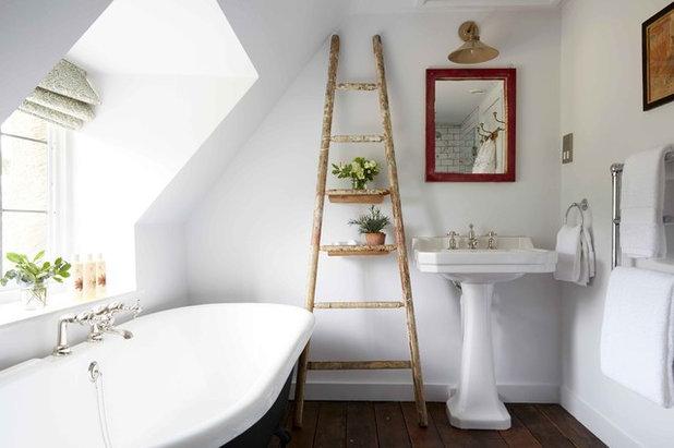 Farmhouse Bathroom by Mr & Mrs Smith
