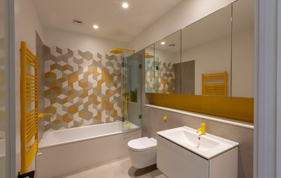 9 Kind of Tiles for Modern, Contemporary Bathrooms