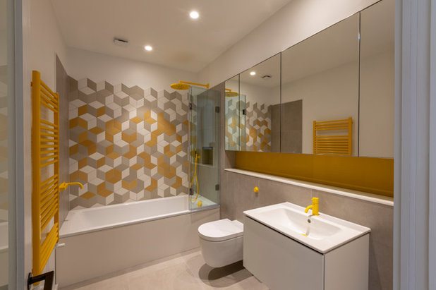 Contemporary Bathroom by Clifton Interiors Ltd