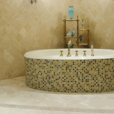 Contemporary Bathroom by Tiles Unlimited