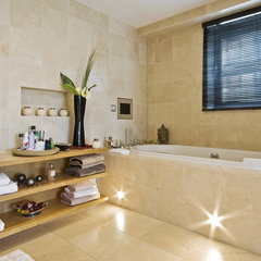 modern bathroom by Koydol Inc.