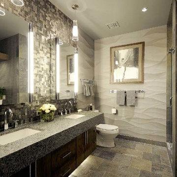 Artistic Tile Bathrooms