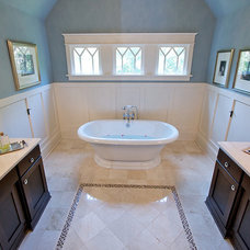 Eclectic Bathroom by Designs by BSB