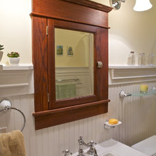 Traditional Bathroom by Copper Sky Renovations
