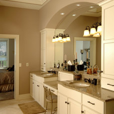 Traditional Bathroom by Minnesota Cabinets, INC