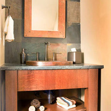 Traditional Bathroom by Classic Homeworks
