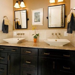 Bathroom - craftsman bathroom idea in DC Metro