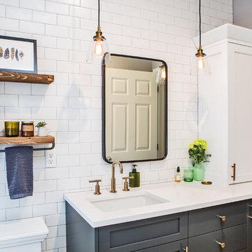 Arvada Master Bathroom Renovation
