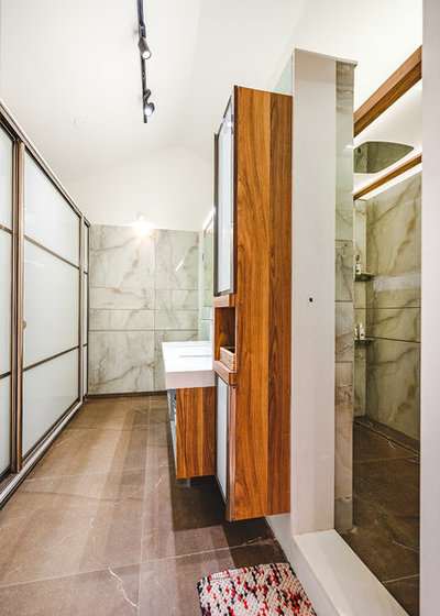 Asian Bathroom by Design Box
