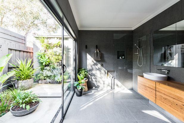 Modern Badezimmer by A Fresh Touch Interiors