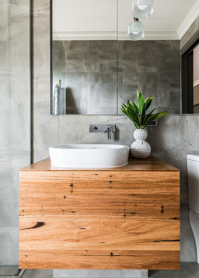 Eclectic Bathroom by A Fresh Touch Interiors