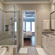 Contemporary Bathroom by Total 360 Interiors